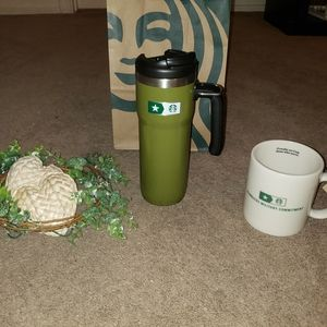 Brand New Starbucks Military Tumbler/Coffee Cup